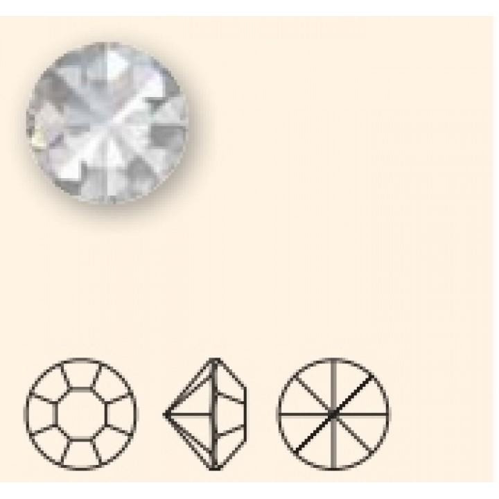 Круглый кристалл ювелирный