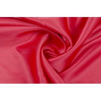 Ярко-розовый атлас-стрейч для платья