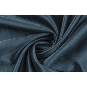Тонкий бирюзовый атлас для одежды