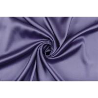 Холодный синий оттенок шелка с серым оттенком