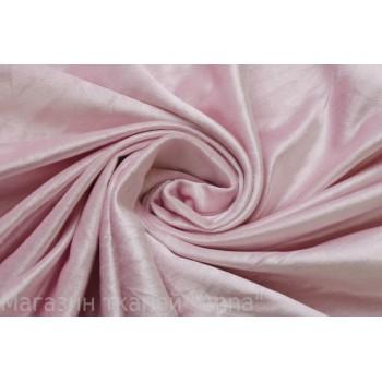 Бархат светло розового цвета с легким блеском