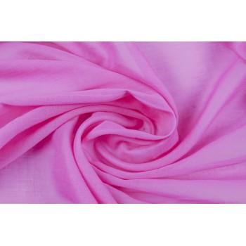 Батист однотонный пурпурном цвете