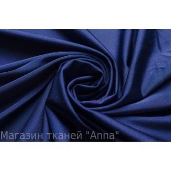 Темно-синий бифлекс с блеском