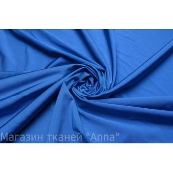 Насыщенный синий бифлекс с блестящей поверхностью