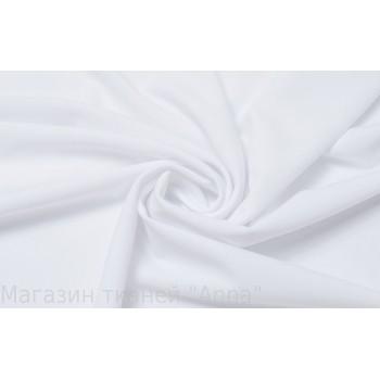 Белый бифлекс с легким блеском