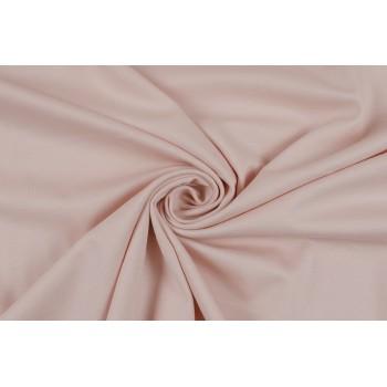Персиковый трикотаж джерси для платья