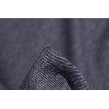Серый трикотаж джерси со стальным оттенком