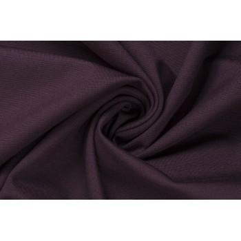 Темно-коричневый трикотаж для платья или костюма