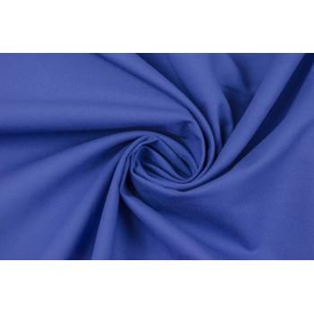 Хлопковая ткань из 100% хлопка королевского синего цвета