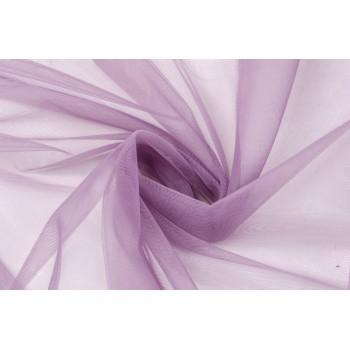 Мягкий фатин теплого лилового оттенка