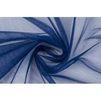 Красивый темно-синий оттенок мягкого фатина