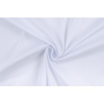 Хлопок для рубашки - холодный белый цвет