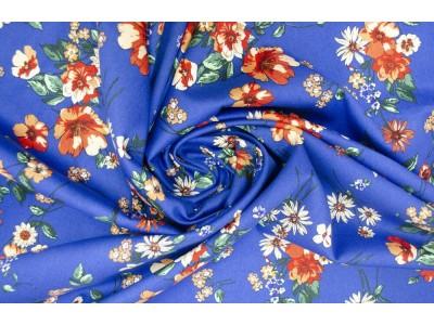 Коттон (cotton) - хлопчатобумажная ткань: виды, плотность, сферы применения, советы по уходу