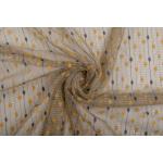 Сетка ткань цветная