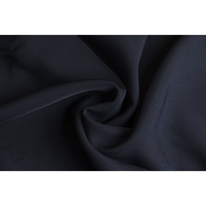 Темно синяя плательная вискоза