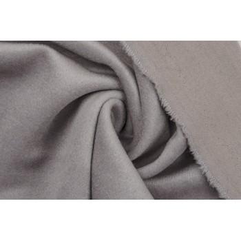 Светло-серый кашемир для элегантного пальто