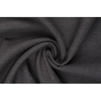 Темно-серая ткань на пальто или куртку