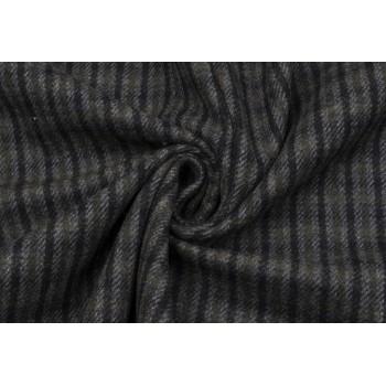 Шерсть в полоску на мужской костюм или пальто