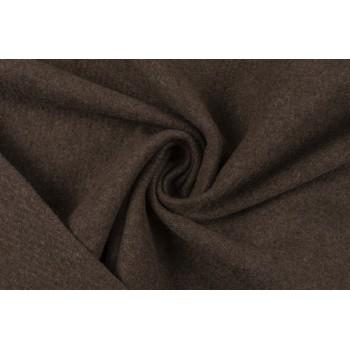 Шерсть цвета капучино для теплого демисезонного пальто или куртки