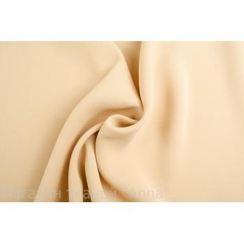 Плотный Костюмный кади красивого телесного оттенка