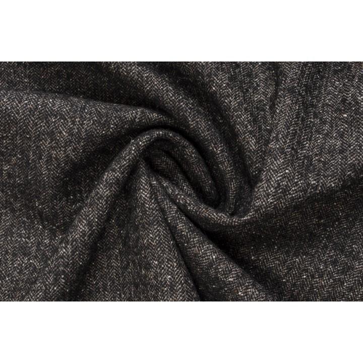 Плотная шерсть Елочка для костюма или платья