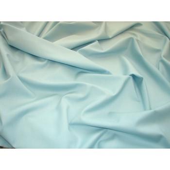 Костюмная шерсть бледно-голубого Versace super 120