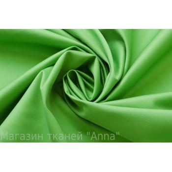 Светло-зеленый (травяной) Коттон-стрейч