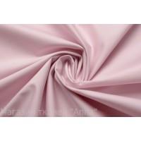 Гладкий плотный хлопок для платья в свело розовом цвете