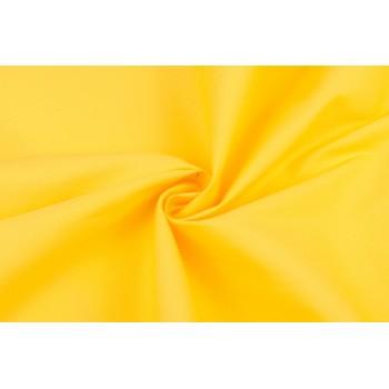 Ярко-желтый коттон для платья или костюма