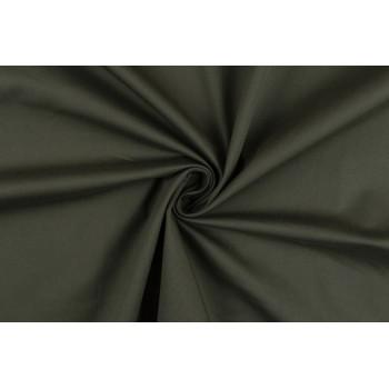 Темно-зеленый коттон для рубашки или платья