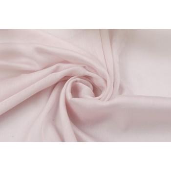 Бледно розовый полупрозрачный шелковый батист (маркизет)