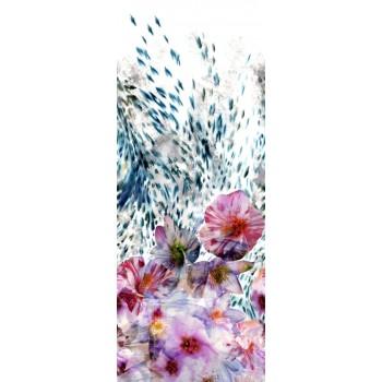 Легкий маркизет с красивым цветочным принтом