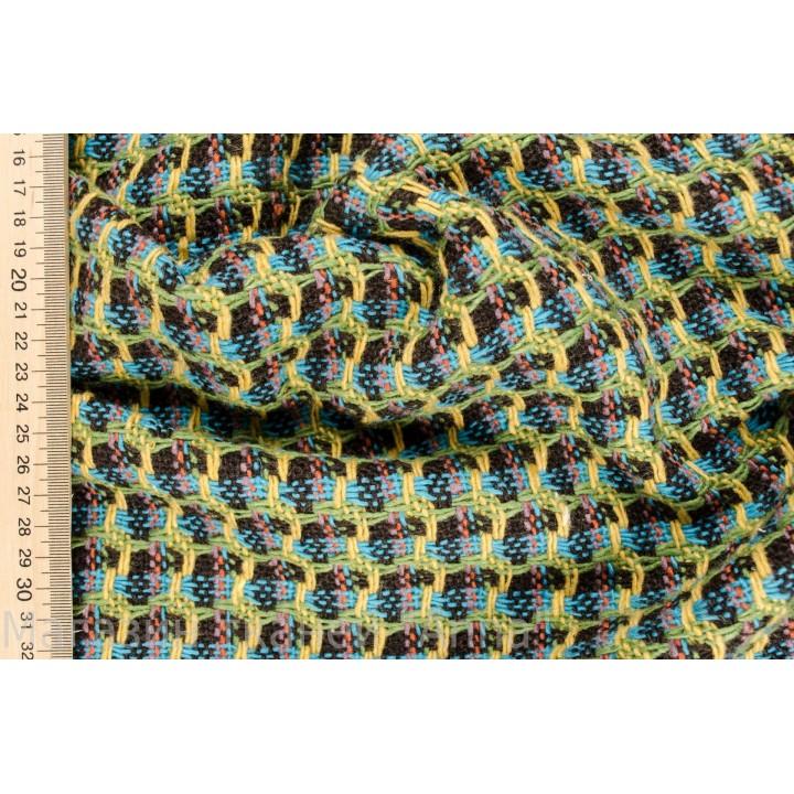 Мягкая плотная ткань в стиле Шанель