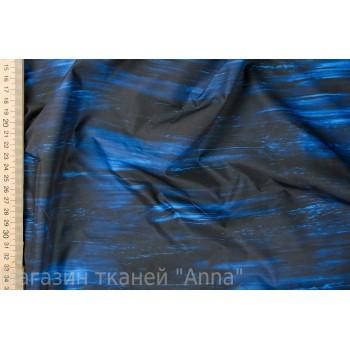Темно-синяя плащевая ткань
