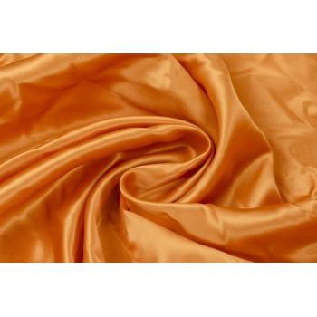 Оранжевая подкладка с добавлением синтетики
