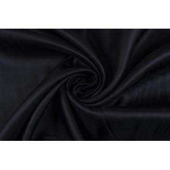 Классическая подкладочная ткань - цвета Темная ночь
