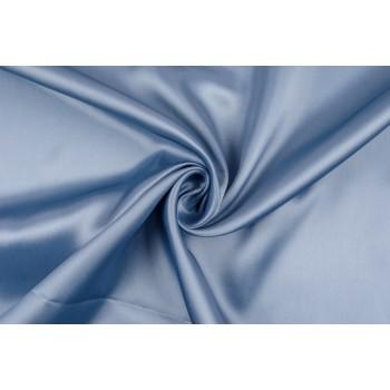 Плотная голубая подкладка - отличный вариант для пальто или куртки