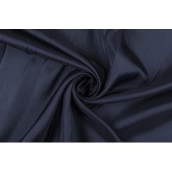 Тонкая темно-синяя подкладка вискоза/ацетат