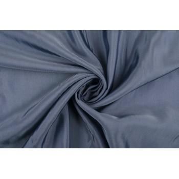Светло-синяя смесовая подкладка, тонкая