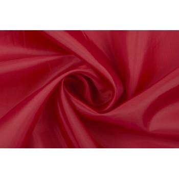 Тонкая красная подкладка для платья или юбки - 100% п/э