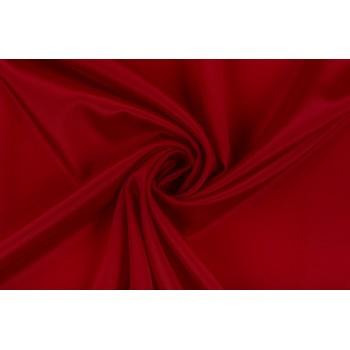 Ярко-красная подкладка из ацетата