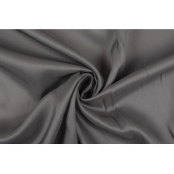 Тонкая серая подкладочная ткань - вискоза/ацетат