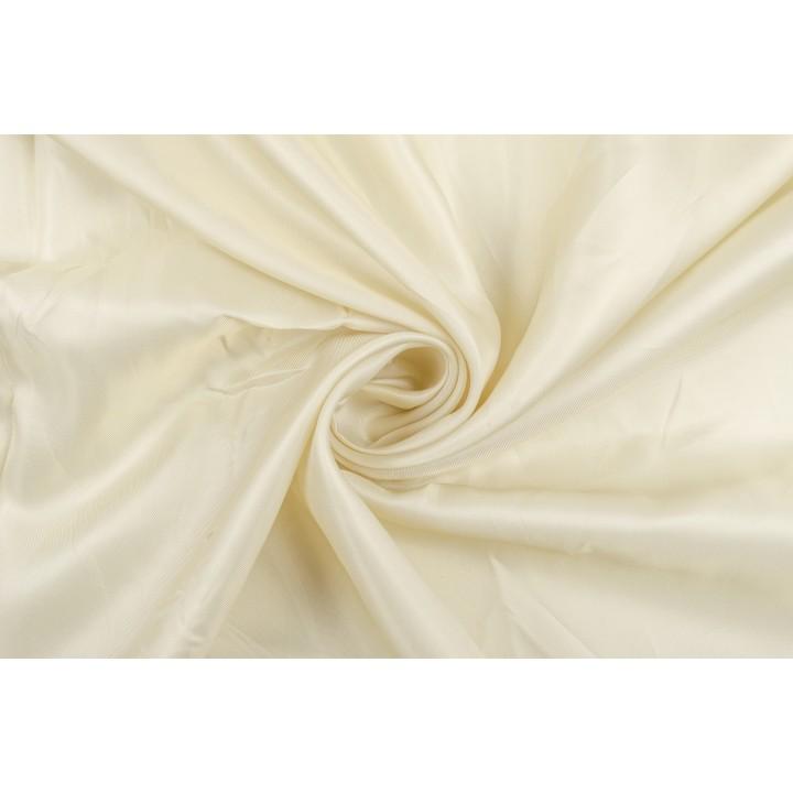 Подкладка цвета айвори - 100% вискоза