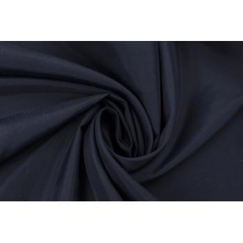 Тонкая темно-синяя матовая подкладка из синтетики
