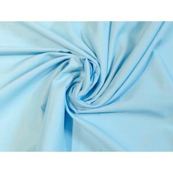 Светло-голубой батист из 100% хлопка