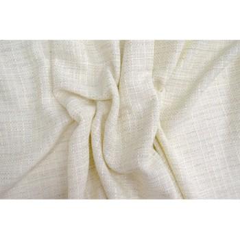 Ткань шанель теплого розового оттенка для летнего костюма
