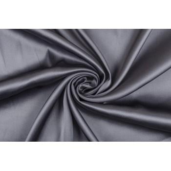 Стальной серый оттенок Атласного шелка
