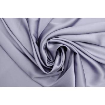 Красивый атласный шелк нежного цвета лаванды