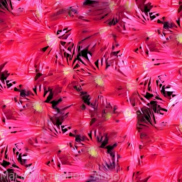 Натуральный шелк цветной