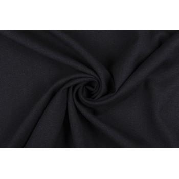 100% шерсть графитового цвета, для красивого и теплого платья